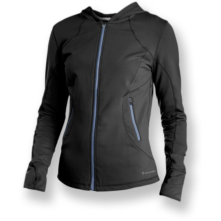 Moving Comfort Nochill Hooded Jacket