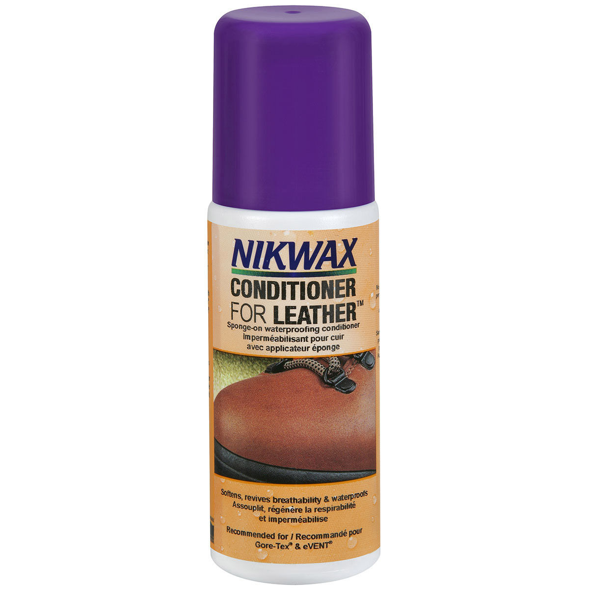 photo: Nikwax Conditioner for Leather footwear cleaner/treatment