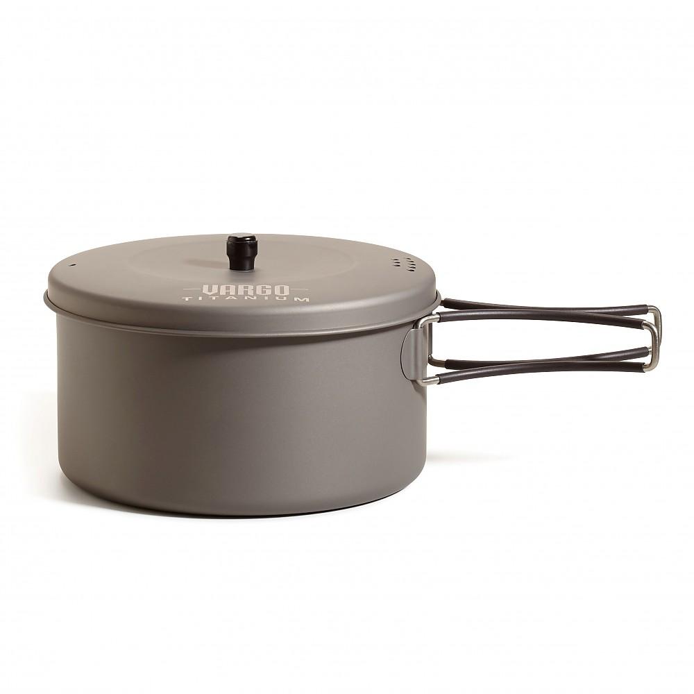 photo: Vargo 1.3 Liter Titanium Pot pot/pan