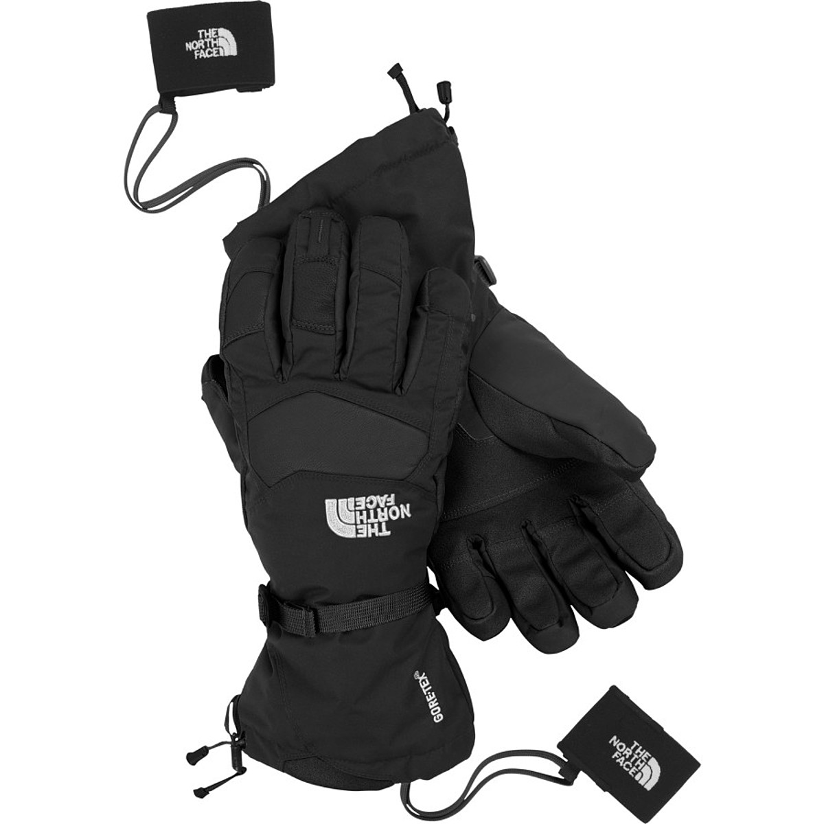 photo: The North Face Powdercloud Glove insulated glove/mitten