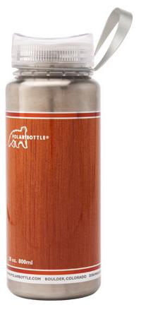 photo: Polar Bottle Half Twist Stainless water bottle