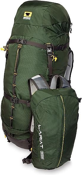photo: Mountainsmith Lariat 65 weekend pack (50-69l)