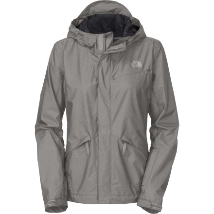photo: The North Face Women's Bleecker Jacket waterproof jacket