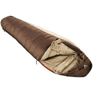 photo: VauDe Blue Beech 450 warm weather synthetic sleeping bag