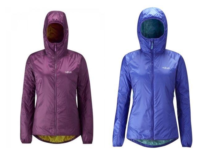 photo: Rab Women's Xenon X Jacket synthetic insulated jacket
