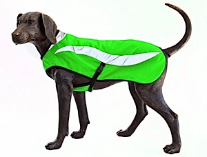 photo: D-Fa Moon-Walker dog coat/vest