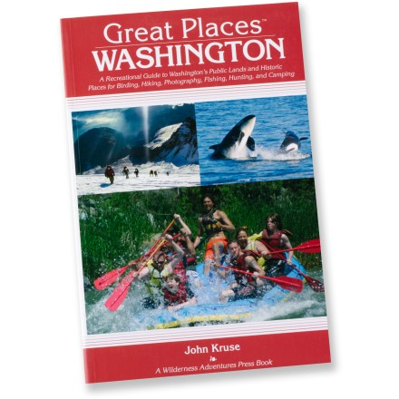 photo of a Wilderness Adventures Press us pacific states guidebook