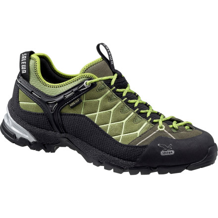 photo: Salewa Women's Alp Trainer GTX trail shoe