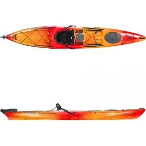 photo: Wilderness Systems Tarpon 140 sit-on-top kayak