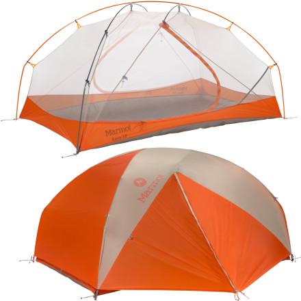 photo: Marmot Aura 2P three-season tent