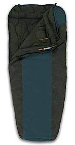 photo: Eureka! Dual Temp 20/40 3-season synthetic sleeping bag