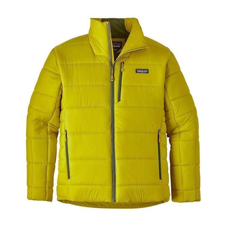 photo: Patagonia Hyper Puff Jacket synthetic insulated jacket