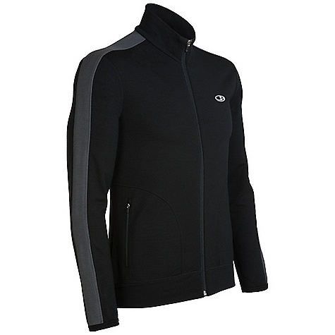 photo: Icebreaker Tracer Jacket wool jacket