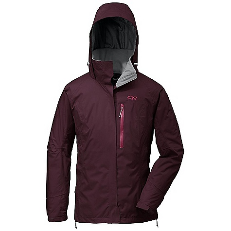 photo: Outdoor Research Sojourn Harshell Jacket waterproof jacket