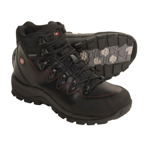 photo: Wenger Alpina hiking boot