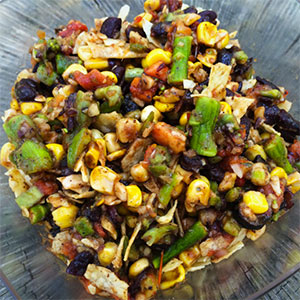 Packit Gourmet Southwest Black Bean & Corn Salad
