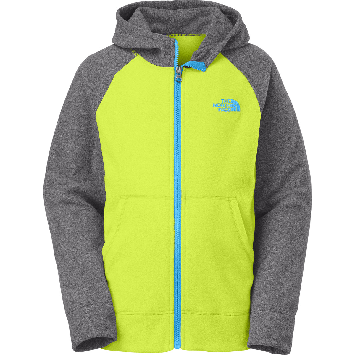 photo: The North Face Tka 100 Glacier Full Zip fleece jacket