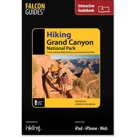 photo: Falcon Guides Hiking The Grand Canyon National Park us mountain states guidebook