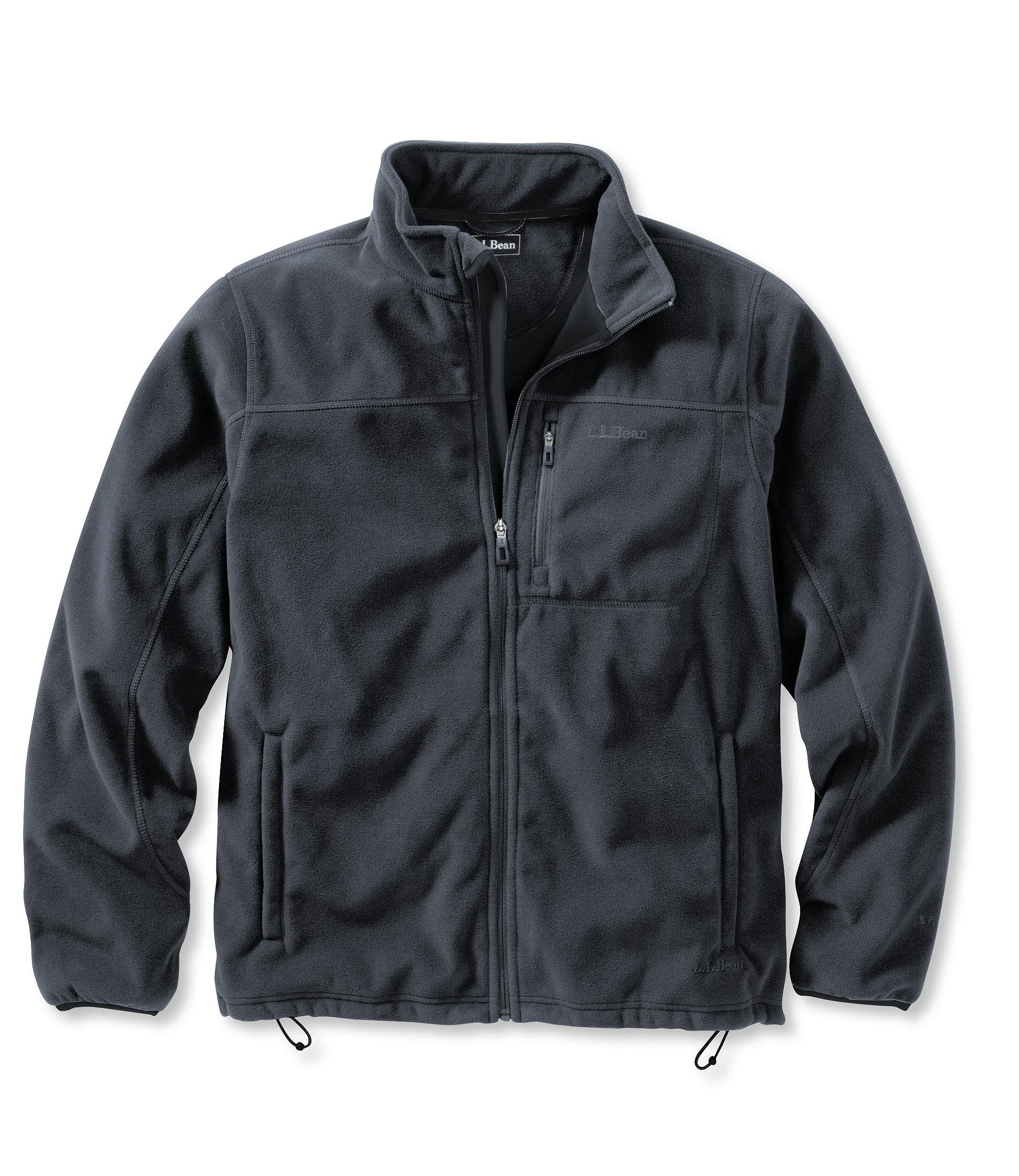 photo: L.L.Bean Wind Challenger Fleece Jacket fleece jacket