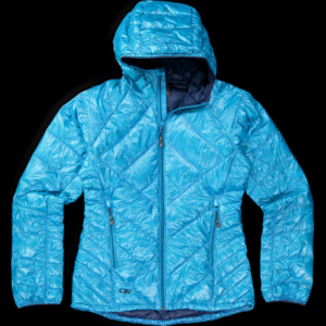 Outdoor Research Filament Hooded Down Jacket