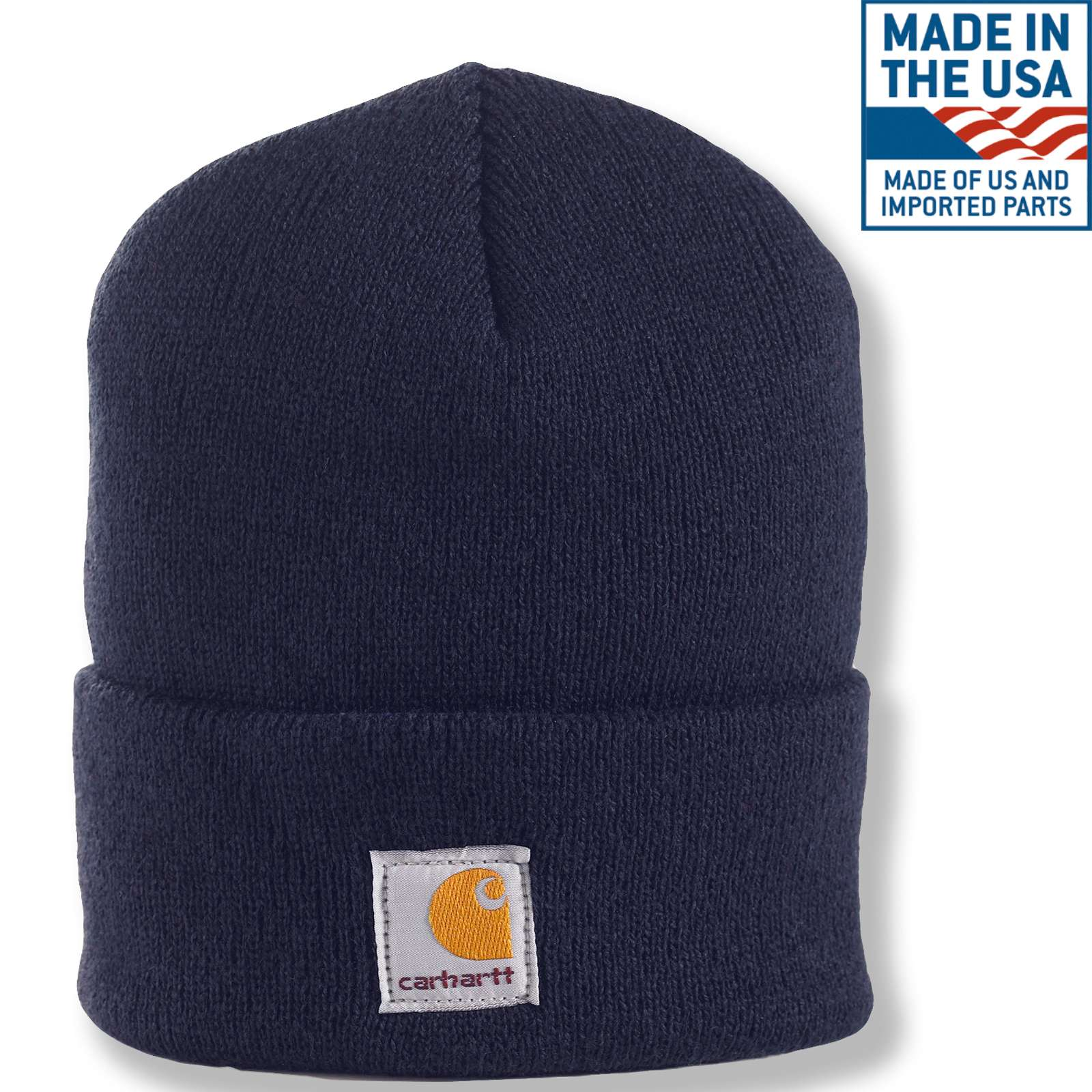 photo: Carhartt Boys' Acrylic Watch Hat winter hat