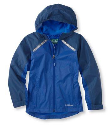 L.L.Bean Trail Model Rain Jacket, Lined