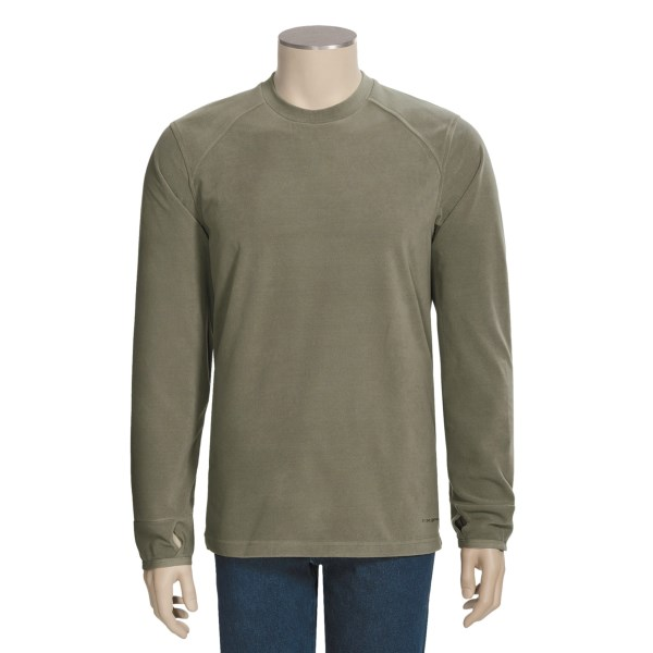 ExOfficio Migrator Long-Sleeve Crew Shirt