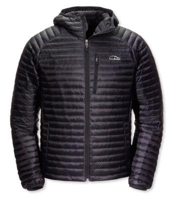 L.L.Bean Ultralight 850 Down Sweater, Hooded