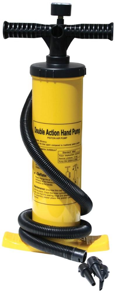photo: Advanced Elements Double Action Hand Pump air pump