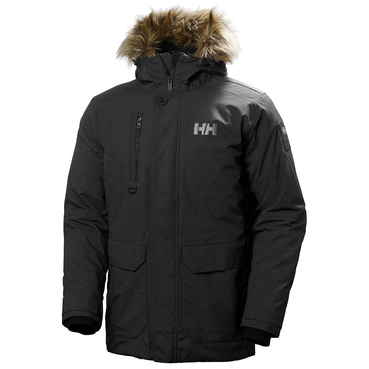 photo: Helly Hansen Svalbard Parka synthetic insulated jacket