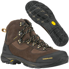 photo: Timberland Men's Cadion Waterproof Mid hiking boot