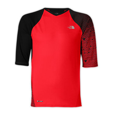 photo: The North Face LWH Crew Jersey short sleeve performance top