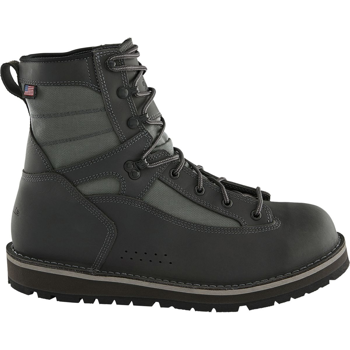 photo: Patagonia Foot Tractor Wading Boots - Sticky Rubber (Built By Danner) wading boots