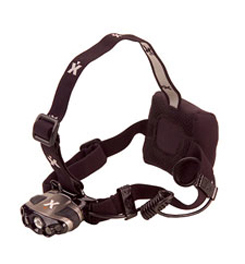 Coleman Exponent 1-watt 4AA Headlamp