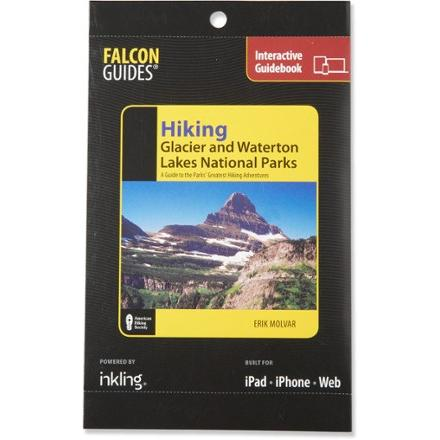 Falcon Guides Hiking Glacier and Waterton Lakes National Parks - Enhanced Digital Book