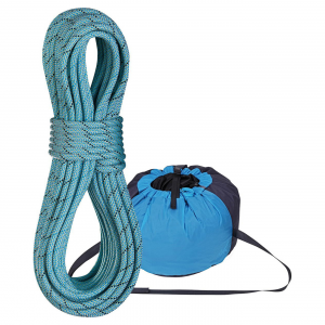 photo: Edelrid Anniversary Rope 9.7 mm dynamic rope