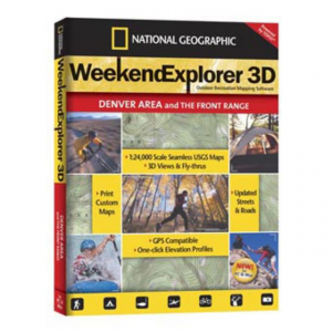 National Geographic Yellowstone National Park Explorer 3D CD-ROM