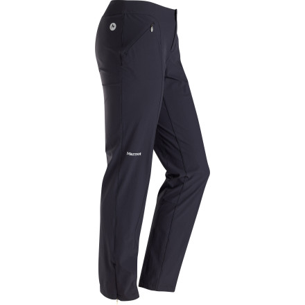 photo: Marmot Women's Rockstar Pant soft shell pant