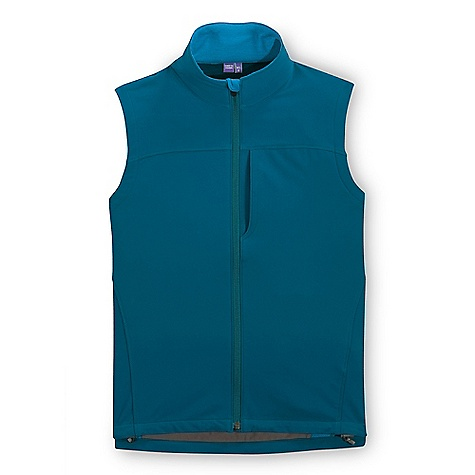 photo: Ibex Women's Breakaway II Vest wool vest