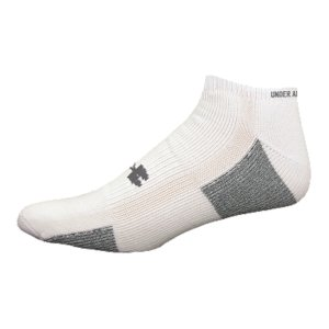 photo: Under Armour Men's AllSeasonGear No Show Sock running sock