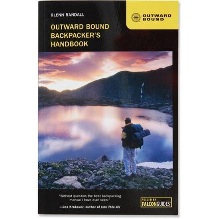 photo: Falcon Guides Outward Bound Backpacker's Handbook camping/hiking/backpacking book