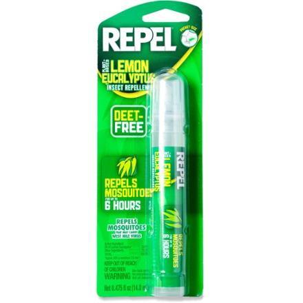 Repel Lemon Eucalyptus Pen Pump Insect Repellent