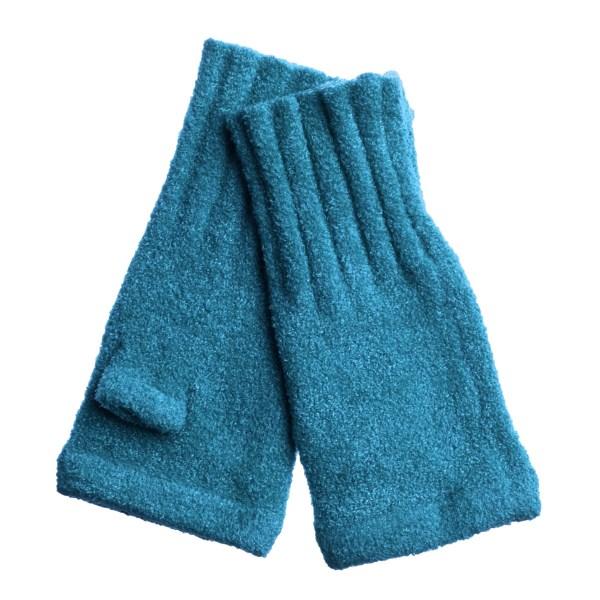 photo: ExOfficio Irresistible Fingerless Mitten fleece glove/mitten