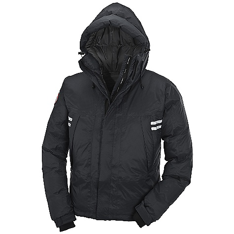 photo: Canada Goose Mountaineer Jacket down insulated jacket