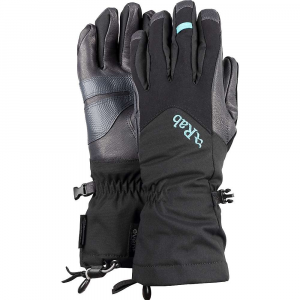 photo: Rab Women's Icefall Gauntlet insulated glove/mitten