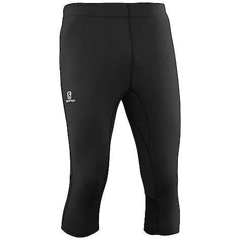photo: Salomon Trail 3/4 Tight performance pant/tight