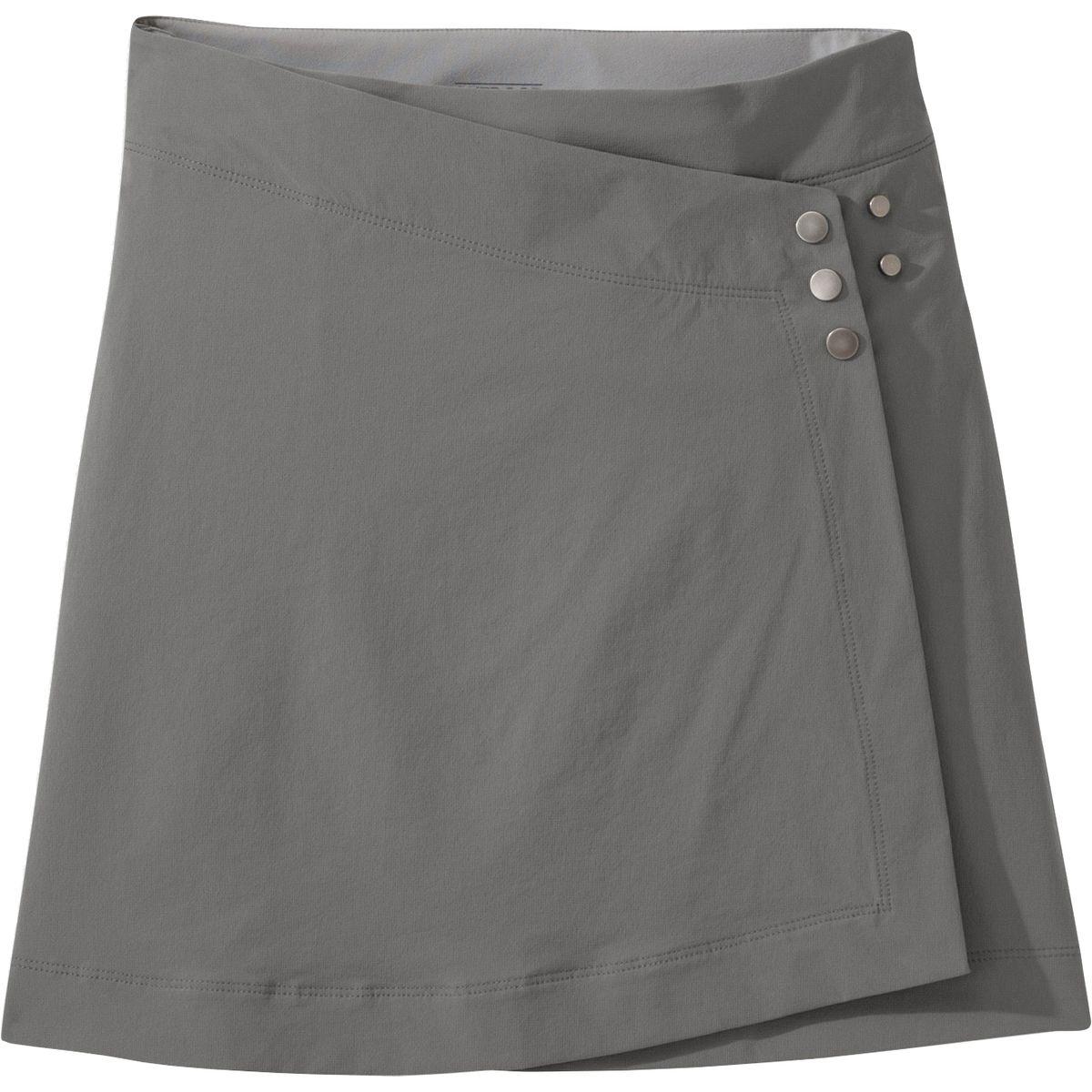 photo: Outdoor Research Ferrosi Wrap Skirt hiking skirt