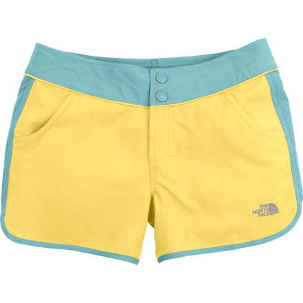 photo: The North Face Aqua Cline Boardy active short