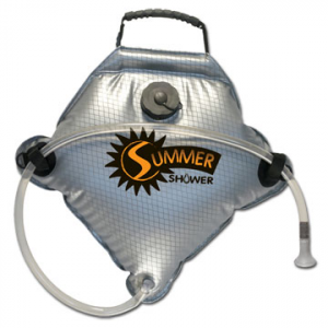 photo: Advanced Elements Summer Shower 2.5 Gallon hygiene supply/device