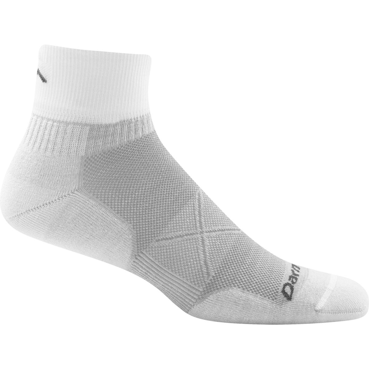 photo: Darn Tough Vertex 1/4 Sock Ultra-Light Cushion running sock